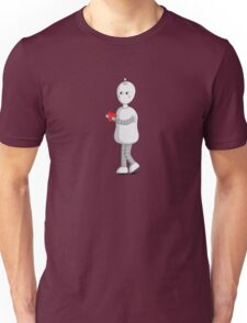 Robots Want To Be Loved By You Unisex T-Shirt