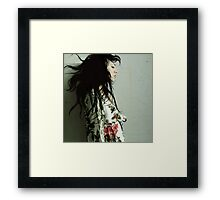 Conjurer Framed Print
