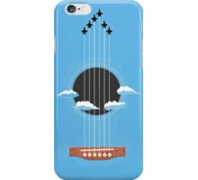 Sky Guitar iPhone Case/Skin