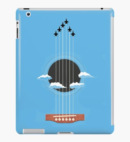 Sky Guitar iPad Case/Skin