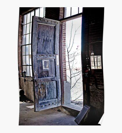 Urban Decay - Escape Poster