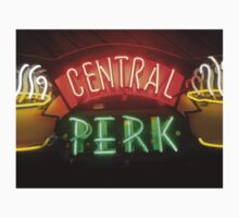 'Friends' Central Perk Sign Baby Tee