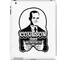 Coulson is My Homeboy (Outline) iPad Case/Skin