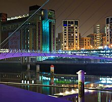 The Baltic - Gateshead by David Lewins