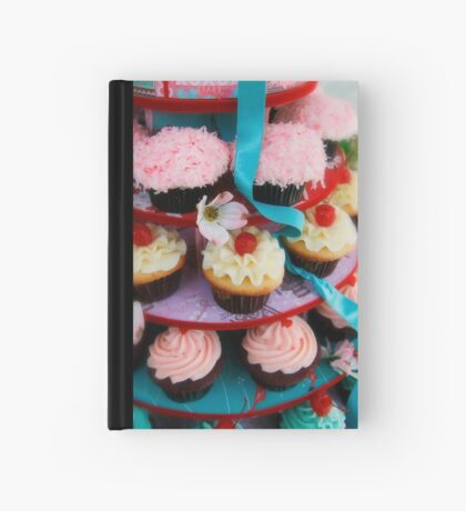 Let Them Eat Cupcakes Hardcover Journal