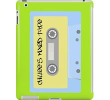 Chillee's Mixed Tape 1 by Chillee Wilson iPad Case/Skin