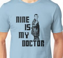 nine is my doctor Unisex T-Shirt