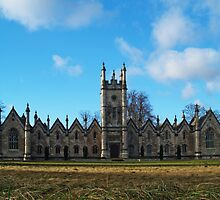 Almshouses at Aberford by WatscapePhoto