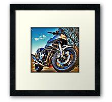 Suzuki Katana 1170 Framed Print