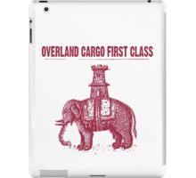Elephant Mail iPad Case/Skin