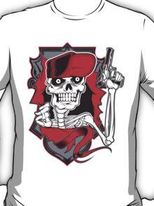 Gangsta Skull T-Shirt