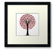 Blossom Tree Framed Print