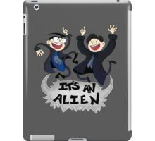Paranormal Partners  iPad Case/Skin