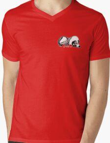 My dog Mens V-Neck T-Shirt