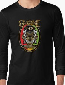 Smoke No. 420 Long Sleeve T-Shirt