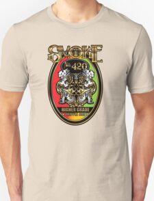 Smoke No. 420 Unisex T-Shirt