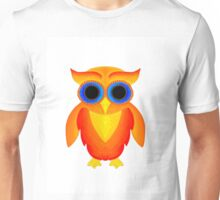 colourful owl T-Shirt