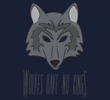 Wolves Have No Kings Kids Tee