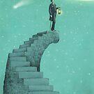 Moon Steps by Eric Fan