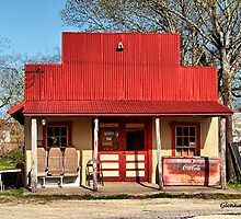 Old Country Store by Glenna Walker