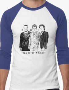 doctors Men's Baseball ¾ T-Shirt