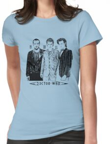 doctors Womens Fitted T-Shirt