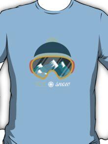 Love Snow T-Shirt