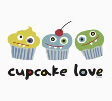 Cupcake Love ll Kids Clothes