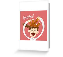 Learning! Greeting Card