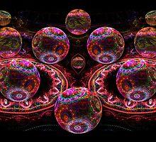 Bouncing balls by walstraasart