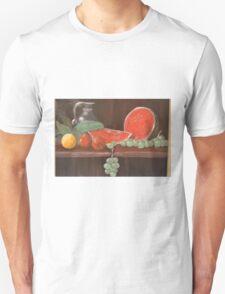 Fruits and Ceramics Unisex T-Shirt