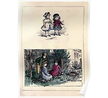 The Little Folks Painting book by George Weatherly and Kate Greenaway 0057 Poster