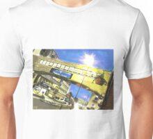 Templars Square Bridge, Cowley Unisex T-Shirt