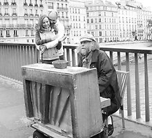 Piano on the streets by moensel