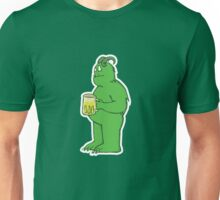 Blue-collar monster Unisex T-Shirt