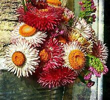 Country Flowers by Susie Peek