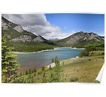 Breathtaking Kananaskis River Poster
