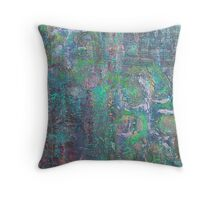 Missing Pieces I Throw Pillow