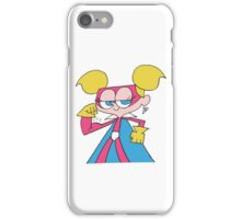 Super Diva Dynamite Flexing iPhone Case/Skin