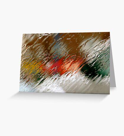 Rainy Day #35 Greeting Card