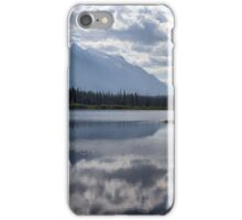 Mount Rundle & Vermillion Lake iPhone Case/Skin
