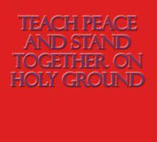 Teach Peace Kids Clothes