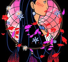 Colors of the Wind - POWHATAN by Ursula Lopez