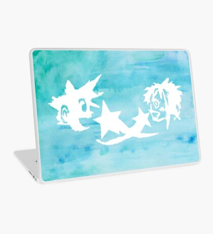 Kingdom Hearts Watercolor Laptop Skin