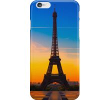 PARIS 24 iPhone Case/Skin