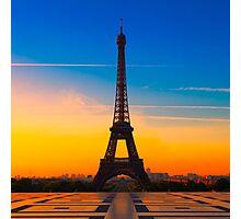 PARIS 24 Photographic Print