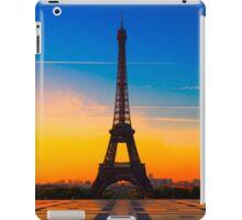 PARIS 24 iPad Case/Skin