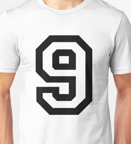 Number Nine Unisex T-Shirt