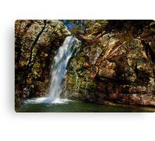 peavine falls Canvas Print