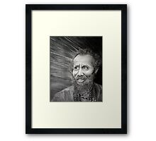 The Nature of Seeing Framed Print